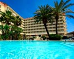 Aqua Hotel Bella Playa zwembad